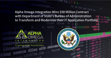 Alpha Omega Integration Wins $58 Million Contract with Department of State