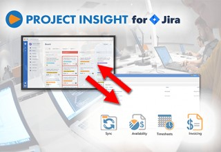 Project Insight's Integration for Jira