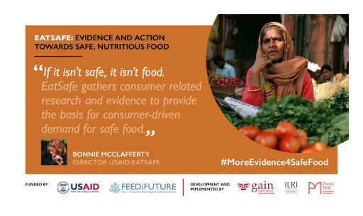 International Experts Agree During EatSafe's Panel Discussion: Without Food Safety, There is No Food Security