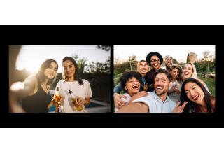 48MP Ultra-clear Selfie Camera