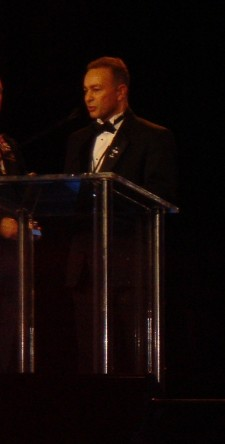 Jerry Torres - Speaker at Presidential Inauguration Ball