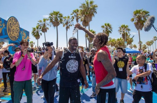 Pisces Sports Hosts Global Tournament in LA for The King of Underdogs, the Most Popular 1-on-1 Basketball Game in China