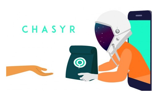 Chasyr: Tokenized On-Demand Delivery