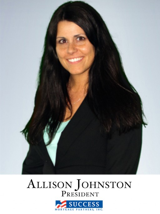 Success Mortgage Partners Names Allison Johnston President of SMP