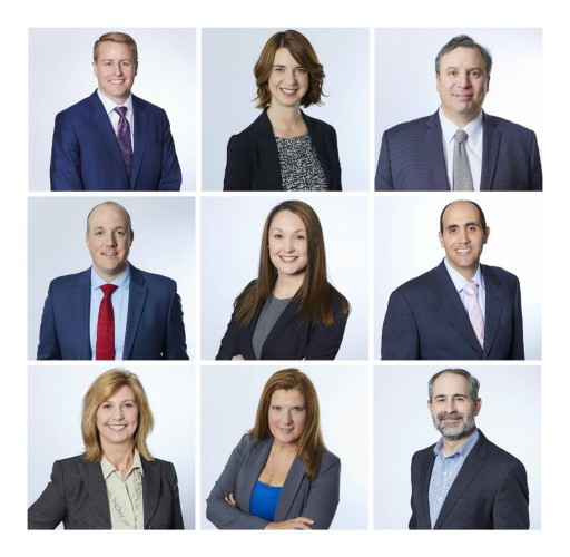 Sandberg Phoenix Adds Nine Shareholders