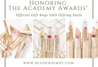 Blush & Whimsy Fairytale Lipsticks Will Be Included at This Year's Honoring the Academy Awards (R) Luxury Gift Suite