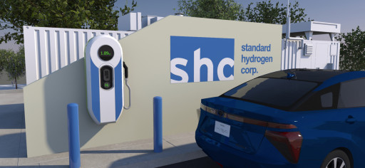 Standard Hydrogen Corporation Partners With National Grid to Build First ETS™