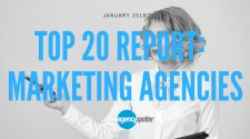 Top 20 Marketing Agencies January 2018
