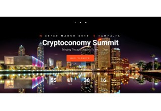 Cryptoconomy Summit Website