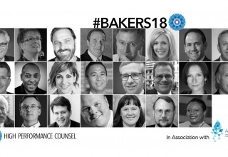 Introducing the #Bakers18 by High Performance Counsel