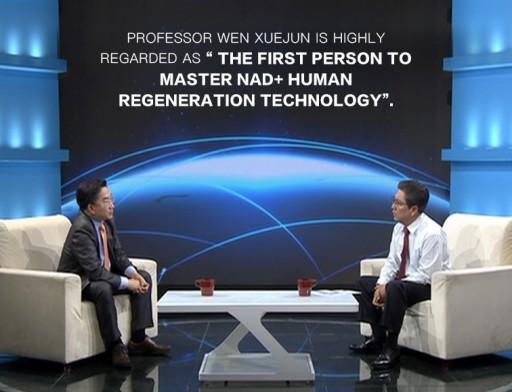 Academician Wen Xuejun: Integrator of Anti-Aging and Regenerative Medicine Industries