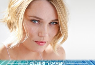 Clare Grant Celebrity Gamer Album Cover