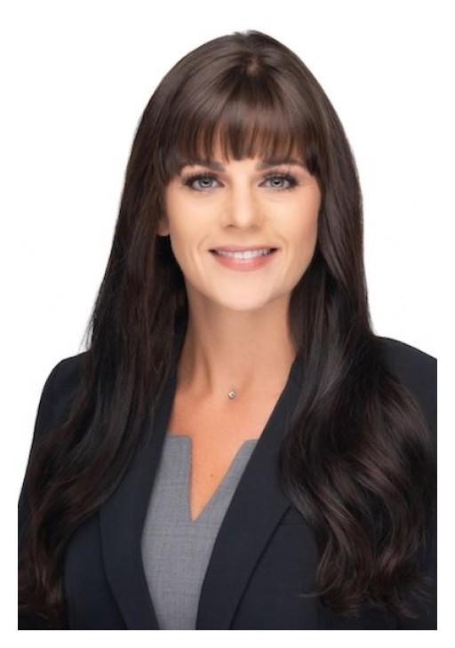 Dana P. Oswalt of Benson & Bingham Accident Injury Lawyers, LLC Wins Nevada Justice Association's Rising Star Award