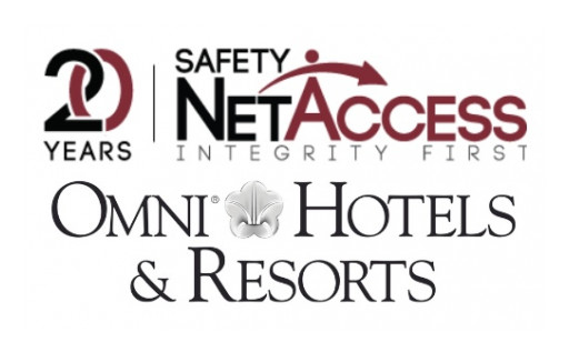 Safety NetAccess Selected for Tactical Partnership With Omni Hotels & Resorts