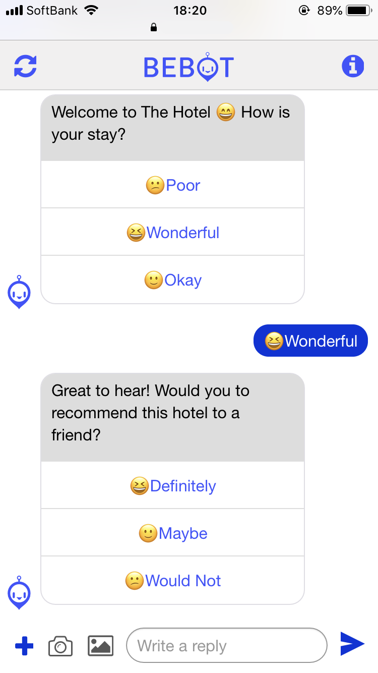 Use chatbots to gather customer data for analysis in improving your marketing strategy.