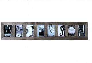 Alphabet Photo Art