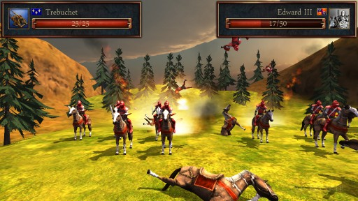BROADSWORD: Age of Chivalry Smashes Onto Apple® iOS and iPads in the Americas and Asia
