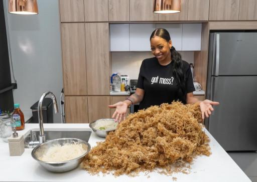 Chef Rah Virgo the Sea Moss Queen