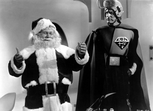 From Scrooge to Santa Conquering Martians - The Film Detective Announces Its Annual '25 Days of Christmas Classics'