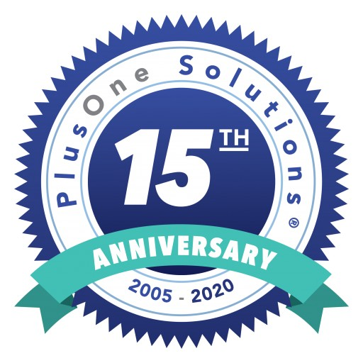 Consumer Reporting Agency PlusOne Solutions Celebrates 15-Year Anniversary by Giving Back
