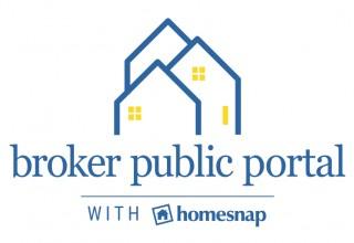 Broker Public Portal with Homesnap