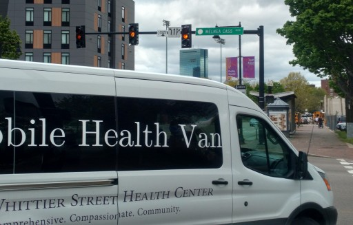 Whittier Street Health Center to Expand Community Mobile Van Services With Grant From the Cigna Foundation
