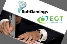 Deal agreed between SoftGamings and EGT Interactive