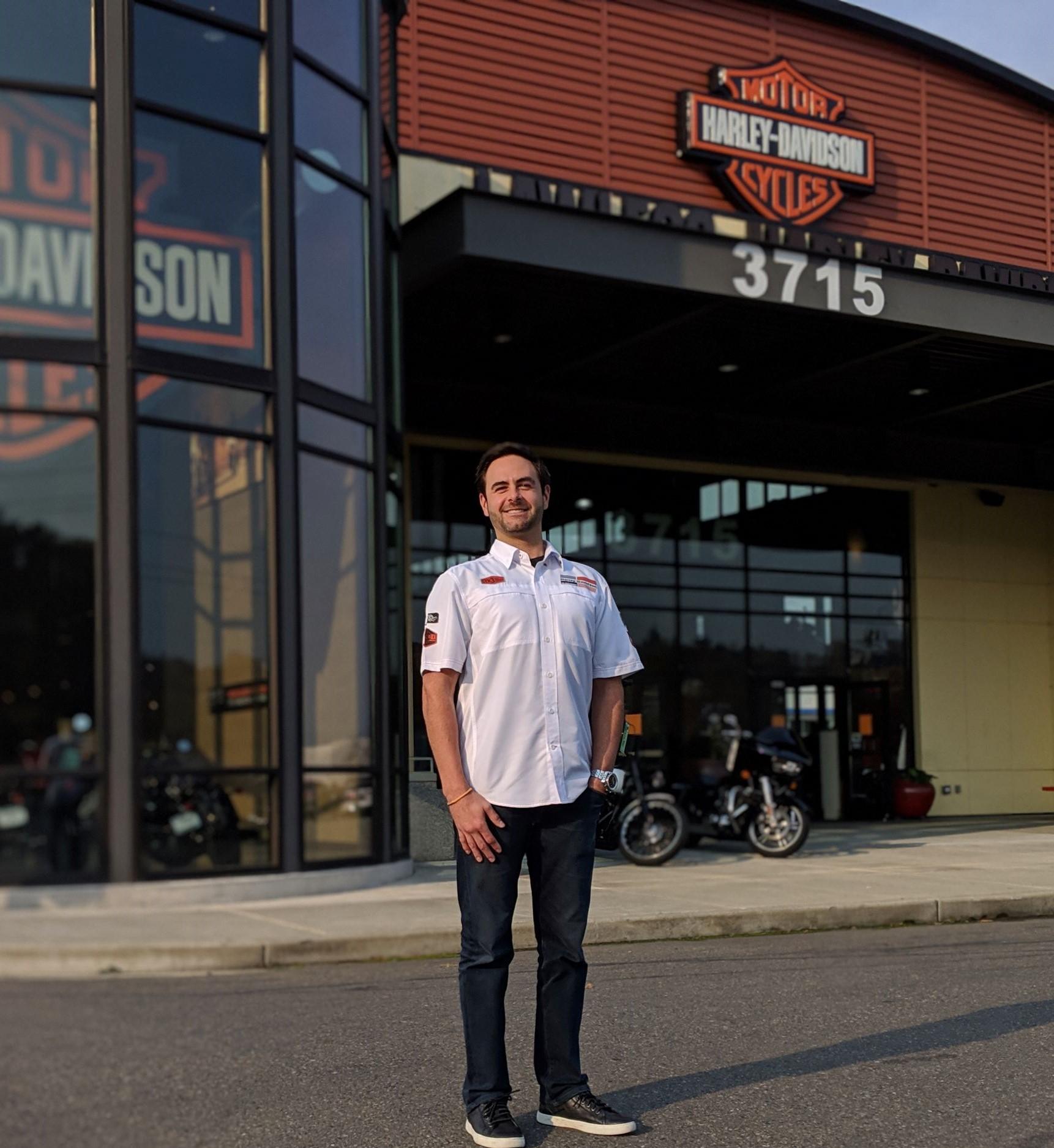 Harley Davidson Dealers In Seattle Area