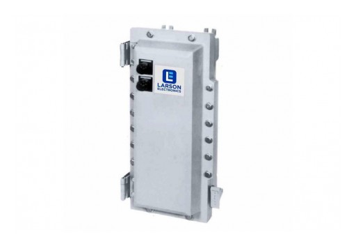 Larson Electronics Releases Explosion-Proof Motor Starter, 3-Pole, 3PH, 1.5 HP Polyphase
