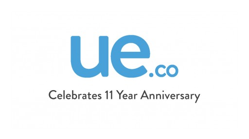 Marketing Company UE.co Celebrates 11th Anniversary, Nears $500 Million in Revenue