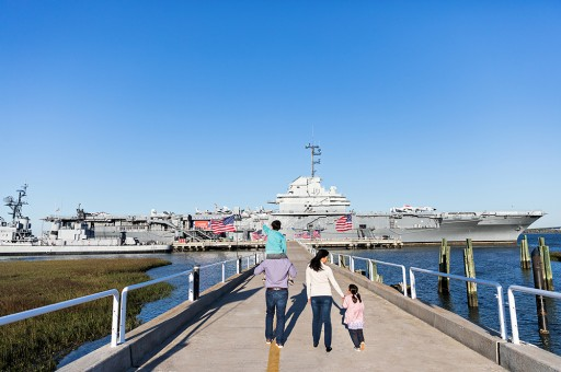 Patriots Point Naval & Maritime Museum to Host 12,000 South Carolina 5th Graders on Free Field Trips During 2020 School Year