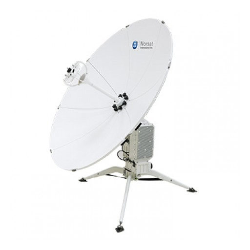 Norsat International Launches New Ka-Band Terminal in Its WAYFARER Series of High Performance, Durable Satellite Antennas for Commercial Applications
