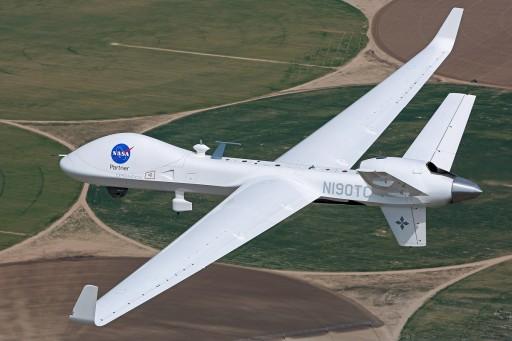 GA-ASI Flies SkyGuardian in SO CAL NAS as Part of NASA Demonstration