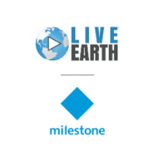 Live Earth Receives Solution Partner of the Year Award From Milestone Systems