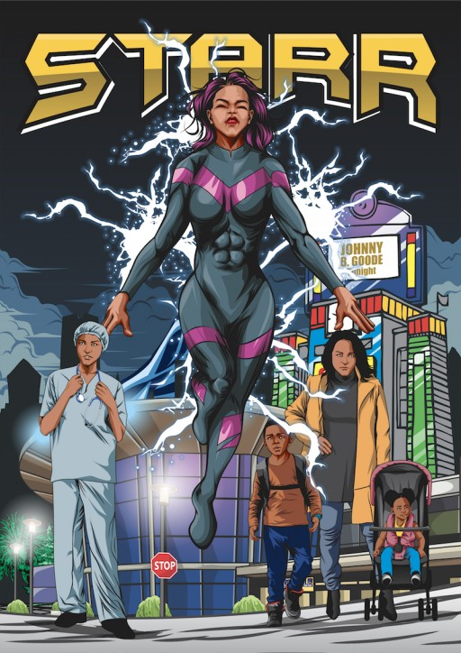 Be Taylor Productions Unveils Plans to Launch Brand, Introduce New Comic Book, Offer Products & More