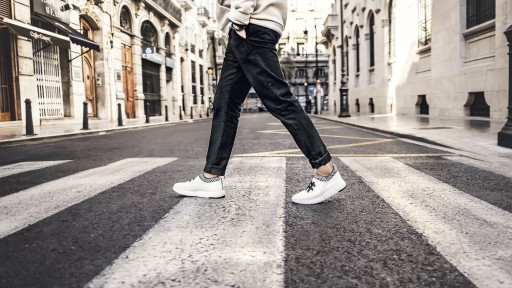 Rens Launches World's First-Ever 'Coffee Sneaker' Made From Coffee and Recycled Plastic