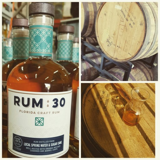 Rum:30 - Florida's Newest Craft Rum Is Set to Be a Hit at the 2016 Wine & Spirits Wholesalers of America Convention
