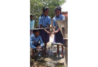 Handwashing Demonstration