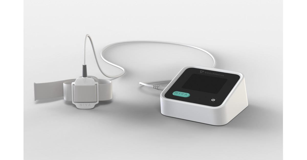 VoluMetrix's NIVA HF for Heart Failure Patients Designated as Breakthrough Device by U.S. FDA