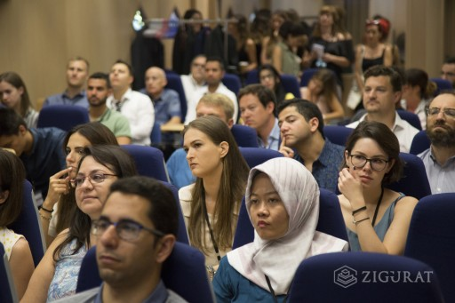 Zigurat Unites Students of 43 Nationalities and 11 Master's Programs for the Celebration of Student Week 2019 in Barcelona