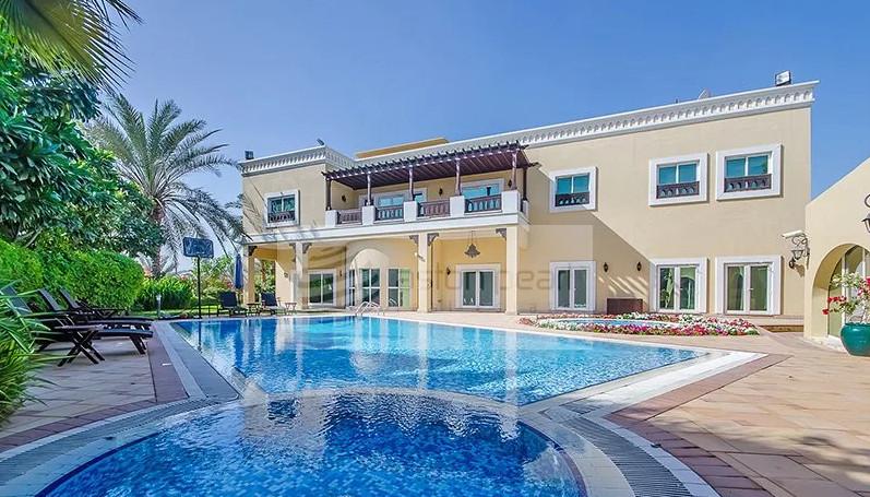 Great Luxury Homes Dubai
