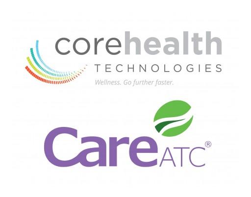 Employee Population Health Management Company CareATC Chooses CoreHealth Wellness Platform to Power Programs