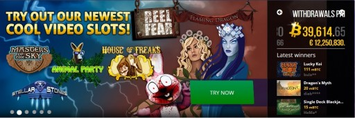 Bitcasino.io Launches First Video Slot for Bitcoin Players