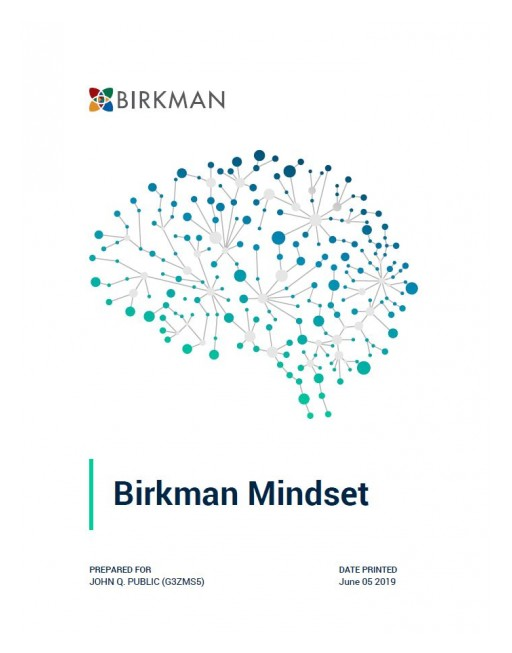 Birkman Launches Mindset Certification Workshop in New York City