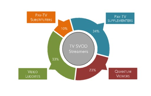 TDG Releases Groundbreaking Formal Segmentation of US TV SVOD Users