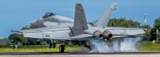 U.S. Navy F-18