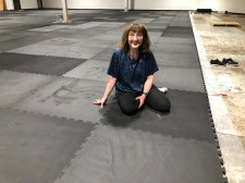 Dawn Falk on Greatmats Dog Agility Mats Interlocking Tiles