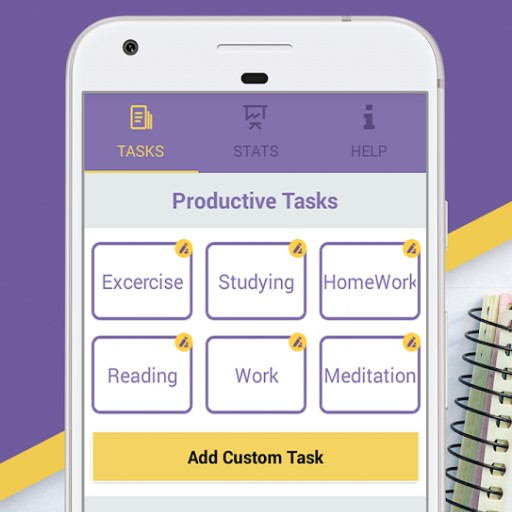 Productivity Just Got Even Lazier With IAmProductive, the New App to Control the Clock