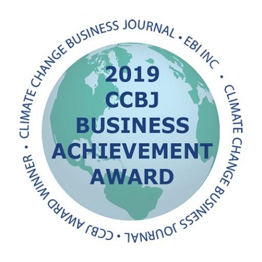 Kleinschmidt Associates Receives 2019 CCBJ Business Achievement Award for McBreach Software