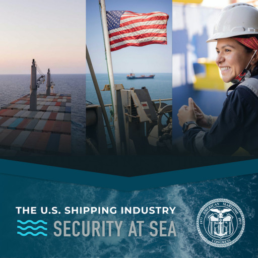 AMC Launches Campaign to Raise Awareness About Key Role of U.S.-Flagged Shipping Industry